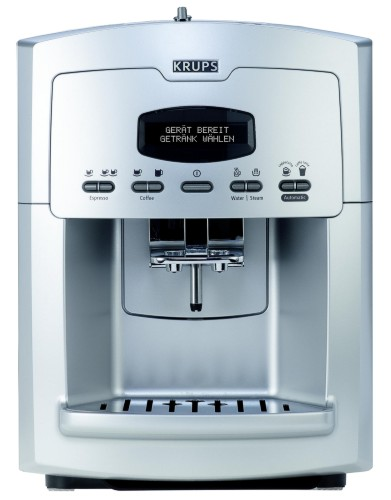 KRUPS Espresso XP 9000 Espresseria - Lahodna kava