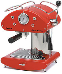 ARIETE Café Retro Red