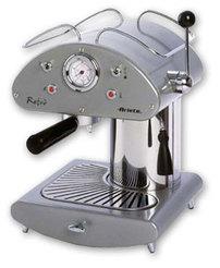 ARIETE Café Retro Silver