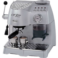 ARIETE Café Roma DeLuxe silver 1329
