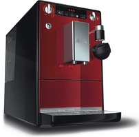 MELITTA Espresso Caffeo latea červená chilli